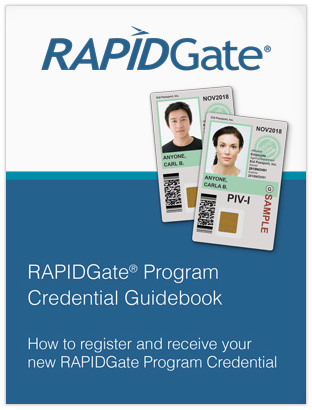 RAPIDGate Registration Guidebook